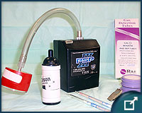 Industrial hygiene testing and safety program demonstrate care™