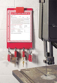 Hazardous Energy Lockout/Tagout: Fried and Died