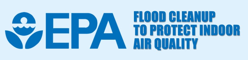 EPA Flood Cleanup to Protect Indoor Air Quality