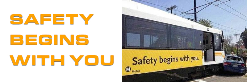 Safety Begins With You Image
